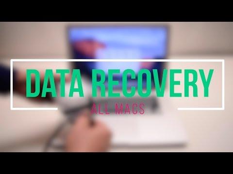 How to Recover Data from any Mac Macbook ,iMac, Mac Pro, Mac Mini