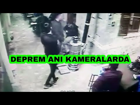 Video - Σεισμός στην Τουρκία: Δείτε βίντεο από τα 5,3 Ρίχτερ - Έντρομοι κάτοικοι εγκαταλείπουν κτήριο