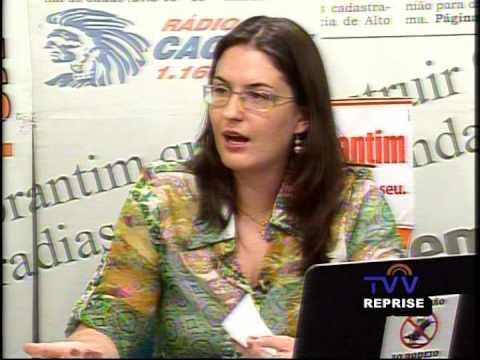 Debate dos Fatos TV Votorantim 20 12 13