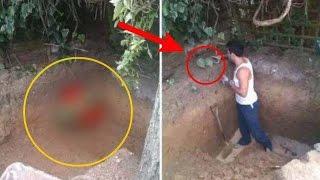 Video Lihat,,!!! Pria ini menggali tanah selama 1tahun, ternyata ada suatu tujuan yang mengagumkan MP3, 3GP, MP4, WEBM, AVI, FLV Desember 2017