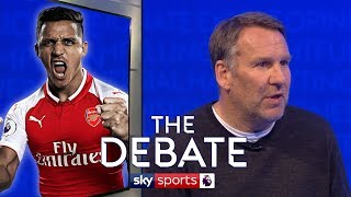 Will The Sanchez/Mkhitaryan Swap Happen TODAY?! | Paul Merson & Ray Parlour | The Debate