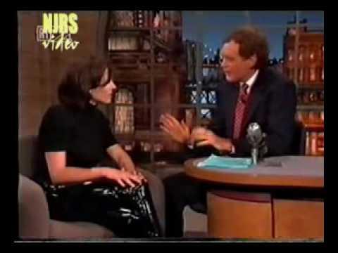 Elizabeth Hurley interview on David Letterman 1997