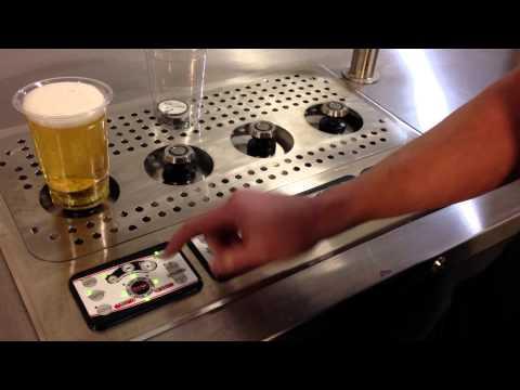 How to Program A Bottoms Up Beer Dispenser