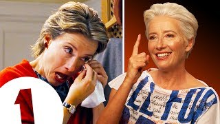 "Video ""Don't sigh, don't cry!"" Emma Thompson on THAT Love Actually scene, Harry Potter and Late Night. MP3, 3GP, MP4, WEBM, AVI, FLV Juni 2019"