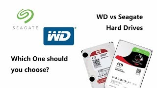 Choosing between WD and Seagate - What is the difference, which is best and which should you buy? https://www.span.com/search/hard_space_drive/1-WDWith such a big emphasis on NAS being the answer to all your problems,it is easy to forget that even the best NAS that you can buy is no use to you if you don;t buy the right drives.WD Hard Drives - https://www.span.com/search/hard_space_drive/1-WDSeagate Hard Drives - https://www.span.com/search/hard_space_drive/1-SeagateThe two big leaders in this field are WD and Seagate with their respective WD Red range and Seagate NAS Drives. But which one is better? which one is better for your needs and most importantly of all, which one deserves your data?For more information of the specs, compatibility and where to buy, please check the link below. Enjoy.http://www.span.com/product/Western-Digital-Red-WD40EFRX-SATA-6Gb-4TB-5400-7200~41629http://www.span.com/product/Seagate-Enterprise-NAS-HDD-ST4000VN0001-SATA-6Gb-4TB-7200rpm~46648Western Digital have long established themselves as one of the leading manufacturers of hard drives across the world. But it's easy to be lost in all the different types and specs. Which drive is suitable, which drive will do the best job and how do I navigate a sea of hard drives without a map?That is where WD's simple colour scheme comes in. Today we want to help you know which drive suits your needs. As always all products mentioned are available now from SPAN.COM. Just remember:Did you enjoy the video? Find it helpful? Want to hear more? Of course you want to...you're only human! Why not subscribe to save you searching next time https://www.youtube.com/user/SPANdotCOMAre you interested in all things data storage. Perhaps you are a Mac users and want to know if this NAS, DAS, Cable or Drive will work for you? That is where SPAN and Robbie can help. For over 20 years SPAN has been helping companies and individuals worldwide with their digital archive and storage needs. Alongside that Robbie (Robert Andrews if you want to be delightfully formal) has been spending the last few years keeping you up to date on all things data and won't shut up about it!If you are as interested in data as we are, then you can find us in a number of ways. SPAN can be reached here SPAN - http://www.span.com. However if you want to be kept up to date with new releases, news and keep your finger on the pulse of data storage, follow us below.Find us on https://www.facebook.com/SPANdotCOM/Follow us on our SPAN Twitter - https://twitter.com/SPANdotCOMOr follow and speak with Robbie directly on his Twitter - https://twitter.com/RobbieOnTheTubeStill not enough? Then why not visit and subscribe to our blog. Upddated regularly it gives you an far wordier version than SPANTV as well as provide you with hints and tips on how to make the most of your hardware here http://www.NASCompares.comDon't forget to visit them on Facebook to entry prize draws, giveaways and competitions, as well as hear about the latest news, NAS releases & offers - https://www.facebook.com/nascompares/