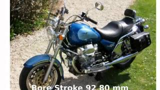 6. Moto Guzzi California 1100 EV -  Info Top Speed
