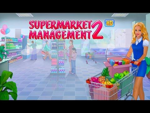 Supermarket management 2 - Gameplay (ios, ipad) (RUS)