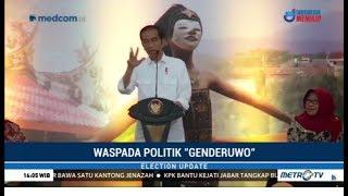 Video Jokowi: Politik Genderuwo Menakuti Masyarakat MP3, 3GP, MP4, WEBM, AVI, FLV April 2019