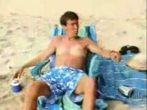 Bud Light Beach Commercial