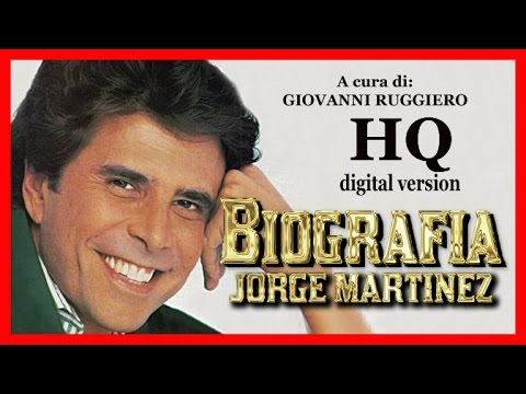, title : 'Jorge Martínez: Biografia/Biography -ITALIA- (Full Documentary)'