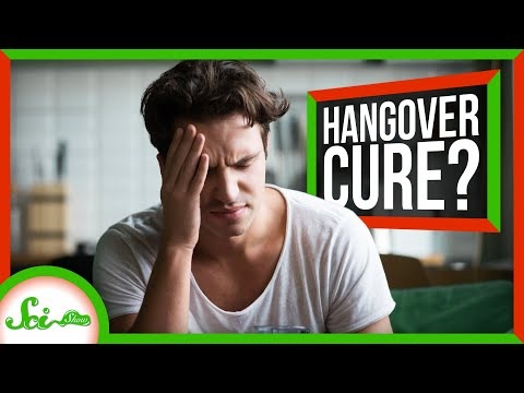How to Cure a Hangover (Maybe)