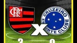 Flamengo 3 X 0 Cruzeiro - Completo - 12-10-2014 - FULL HD Aprenda a ganhar dinheiro enquanto assiste a jogos de futebol...