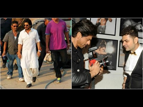 Shahrukh Khan On A Promotion Spree| SRK Makes Dabo
