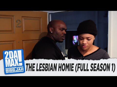 """THE LESBIAN HOMIE (ALL 10 EPISODES)"" 