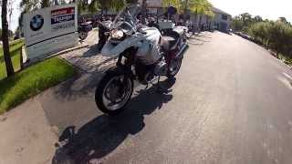 3. 2013 BMW R1200GS Rallye at Euro Cycle of Tampa Bay