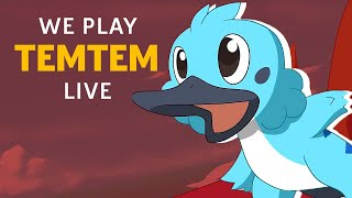 Pokemon-Inspired MMO, Temtem, Just Launched Early Access by GameSpot