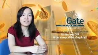 Tài Liệu Học CFA - Chia Sẻ Kinh Nghiệm Học Thi CFA (Part 2)