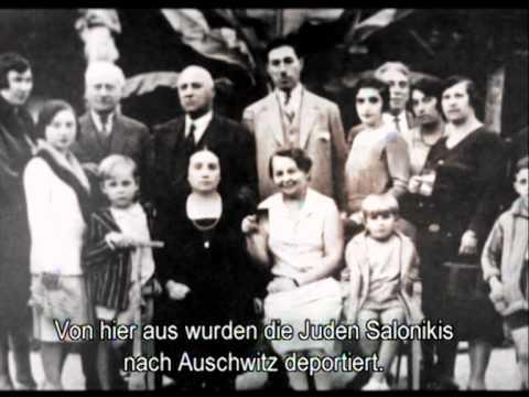 Ovadia Baruch: Deportationen der Juden Salonikis