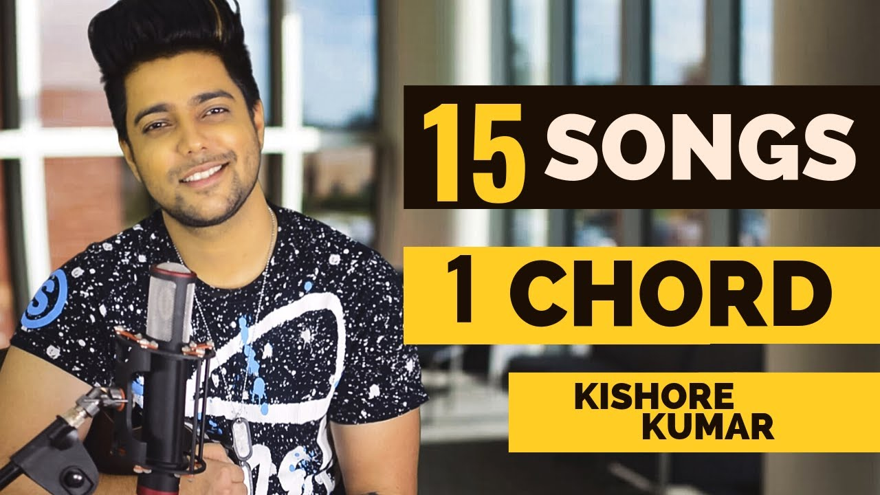 1 Chord 15 Guitar Songs MASHUP Lesson | Bollywood/Hindi Songs Mashup | One chord | Sidharth Salathia