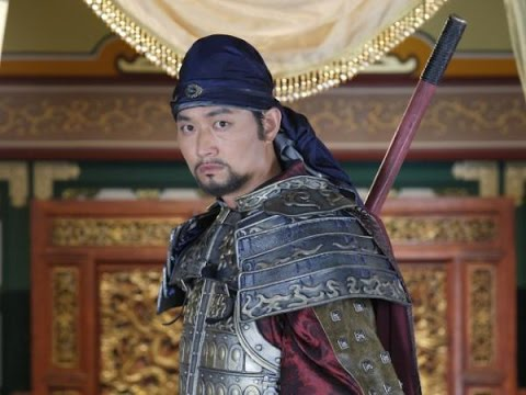 Kim Yushin Vs Gyebaek The Great King's Dream - GyeBaek Pt 2 - KBS GyeBaek Pt 2 - Gyebaek