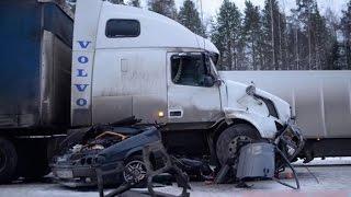 Подборка Аварий и ДТП #69 Car Crash Compilation