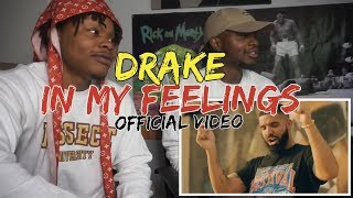 Video Drake - In My Feelings - REACTION MP3, 3GP, MP4, WEBM, AVI, FLV Oktober 2018
