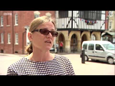 BBC News - Saffron Walden Friends School Closing segment featuring R4U's Sharon Morris