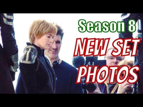 NEW SET PHOTOS (SPOILERS) - Game of Thrones Season 8