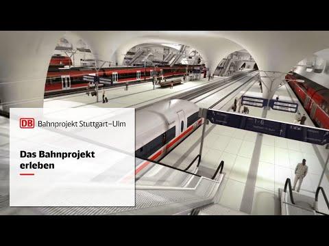 Bahnprojekt Stuttgart–Ulm: MotionRide |...