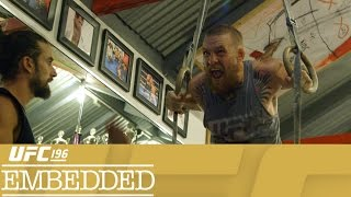 UFC EMBEDDED 196 Ep1