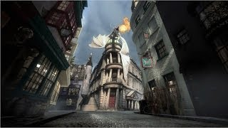 There's Something Brewing - Diagon Alley