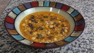 Turkish Lentil Soup شوربة العدس التركيةhttps://www.facebook.com/groups/najatskitchen/https://twitter.com/najatskitchen