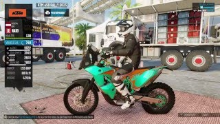 8. The Crew KTM 450 Rally Raid Spec Customisation & Test Drive