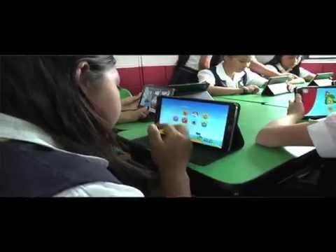 Novedosa tecnología para nuestros niños
