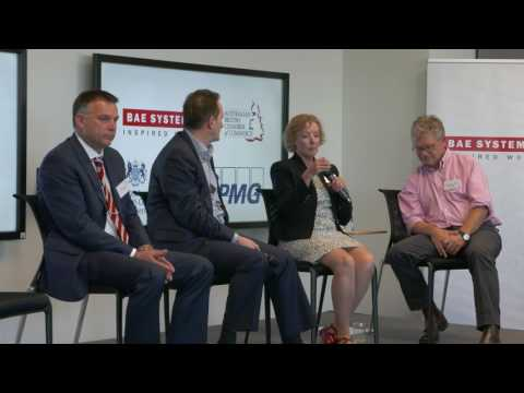 Disruptive Technologies - Panel discussion part 8