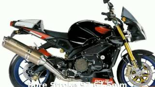 5. Aprilia Tuono 1000R Factory - Features and Specification