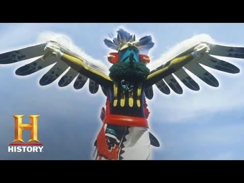 Hopi Legend voorspelt aankomst van buitenaardse wezens