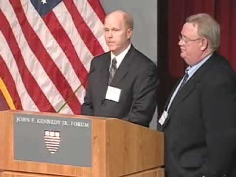 AshInstitute - Oregon's Business Energy Tax Credit Program, an Innovations in American Government Finalist, presented before the National Selection Committee in 2004.