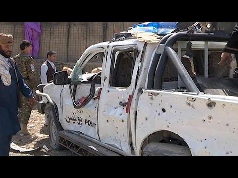 Αφγανιστάν: Επίθεση αυτοκτονίας έξω από βάση εκπαίδευσης της αστυνομίας