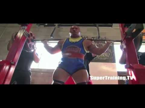 powerlifting - George Leeman and Brandon Lilly give their thoughts on what it takes to be a successful lifter ... again savagery ensues.