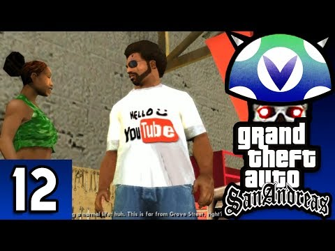 [Vinesauce] Joel - GTA San Andreas ( Part 12 )