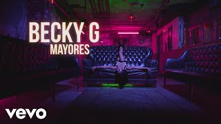 Becky's new music is out now! Click below to check it out.Mayores:https://SML.lnk.to/MayoresTodo Cambio:https://SML.lnk.to/TodoCambioSola:https://SML.lnk.to/SolaMangú:https://SML.lnk.to/ManguFollow Becky G!Official Site:http://iambeckyg.comFacebook:http://smarturl.it/BeckyGFBTwitter:http://smarturl.it/BeckyGTWInstagram:http://smarturl.it/BeckyGInstagram
