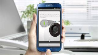 Samsung Smartcam HD Pro WiFi Direct Set up on an Android Device