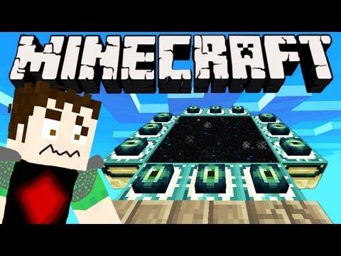 Minecraft - ENDER PORTAL