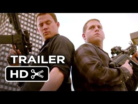 22 Jump Street Official Trailer #2 (2014) - Channing Tatum, Jonah Hill Movie HD