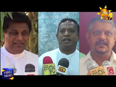 Prime asks UNP MP's to withdraw NCM against SLFP Ministers?