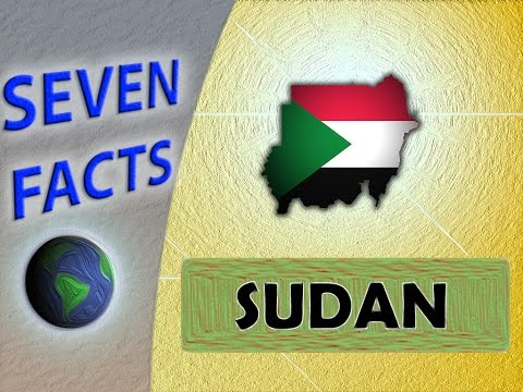 Things you should know about Sudan