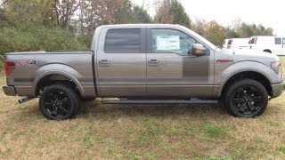 SOLD.2013 FORD F-150 FX4 APPEARANCE PACKAGE SUPERCREW ECOBOOST  REVIEW IN TN 888-439-1265