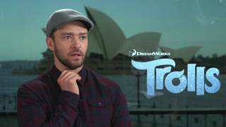 JUSTIN TIMBERLAKE :: TROLLS MOVIE