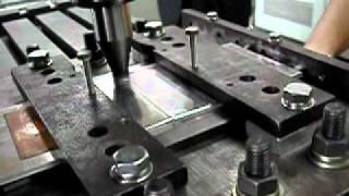 Friction stir welding of aluminium